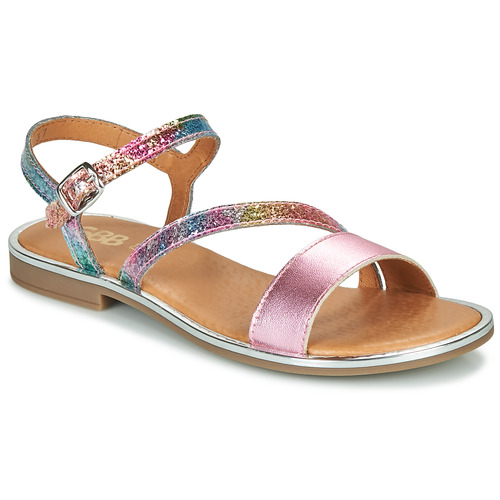 Shoes Girl Sandals GBB FANA Pink