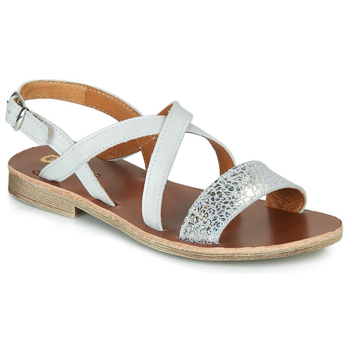 Shoes Girl Sandals GBB FAVOLA White