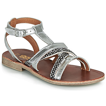 Shoes Girl Sandals GBB JULIA Silver