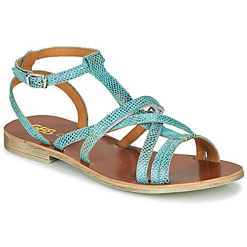 Shoes Girl Sandals GBB JULIA Blue