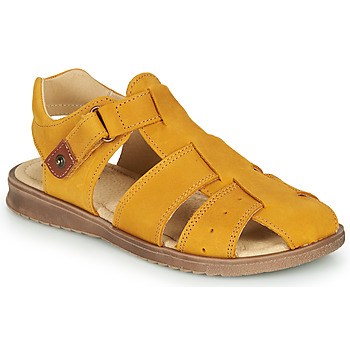 Shoes Boy Sandals GBB JAMIK Yellow