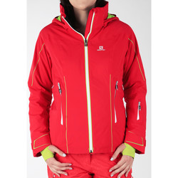 Clothing Women Macs Salomon Whitecliff GTX 374720 red