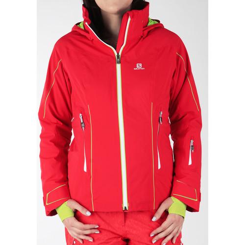 Clothing Women Macs Salomon Whitecliff GTX 374720 red