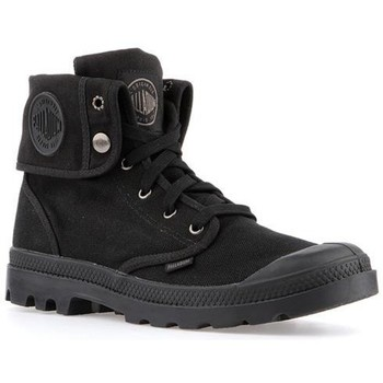 Shoes Men Hi top trainers Palladium Mens  Baggy 02353-060-M black