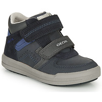 Shoes Boy Low top trainers Geox ARZACH M Marine