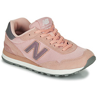 Shoes Women Low top trainers New Balance WL515GBP-B Pink
