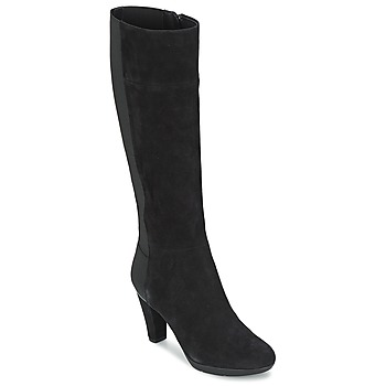 Shoes Women High boots Geox INSPIRAT ST C Black