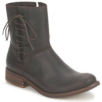 Shoes Women Mid boots Stephane Gontard RINGO Black