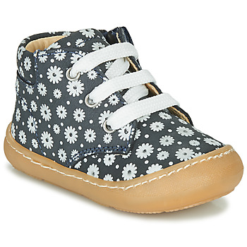 Shoes Girl Hi top trainers GBB ATARINA Blue