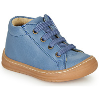 Shoes Boy Hi top trainers GBB HIPOTE Blue