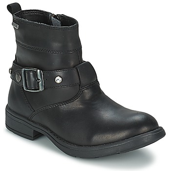 Shoes Girl High boots Geox SOFIA B Black