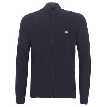 Clothing Men Jumpers Lacoste AH0845 Marine