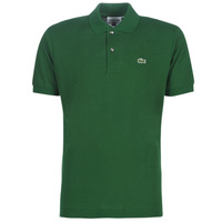 Clothing Men Short-sleeved polo shirts Lacoste POLO L12 12 REGULAR Green