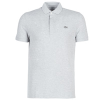 Clothing Men short-sleeved polo shirts Lacoste PARIS POLO REGULAR Grey