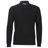 Clothing Men Long-sleeved polo shirts Lacoste PH2481 REGULAR Black