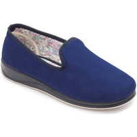 Shoes Women Slippers Padders Repose Womens Fully Lined Slippers blue