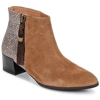 Shoes Women Mid boots Lollipops VOILA BOOTS 1 Beige