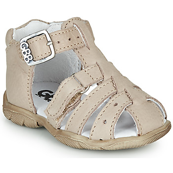 Shoes Boy Sandals GBB ARIGO White / Broken