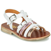 Shoes Girl Sandals GBB BANGKOK White