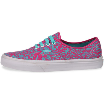 Shoes Women Tennis shoes Vans Authentic Pink