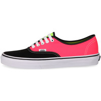 Shoes Women Tennis shoes Vans Authentic Multicolour