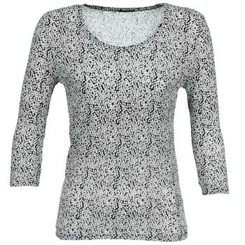 Clothing Women Tops / Blouses Ikks FOUGUE Grey