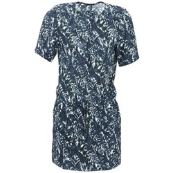 Clothing Women Short Dresses Ikks SABLE Blue