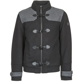 Clothing Men Jackets Teddy Smith BWEAR Black