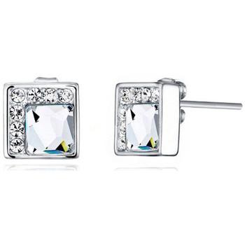 Watches & Jewellery  Women Earrings Blue Pearls CRY E353 J Multicolored