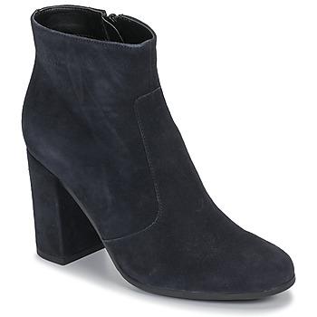 Shoes Women Ankle boots André ELVIRA Marine