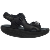 Shoes Women Sandals Mbt Sandals  KISUMU 3S BLACK