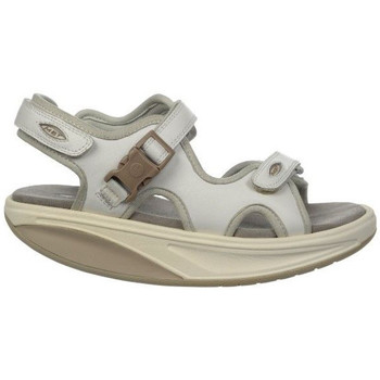 Shoes Women Sandals Mbt Sandals  KISUMU 3S WHITE