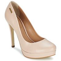 Shoes Women Heels Dumond VEGETAL BEGE Beige