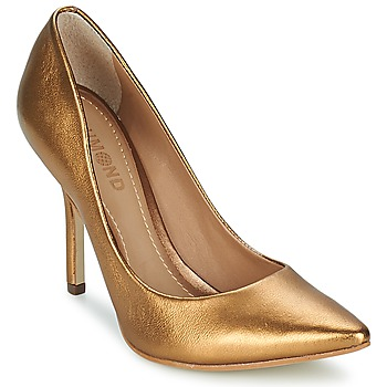 Shoes Women Heels Dumond MESTICO METAL BRONZE BRONZE