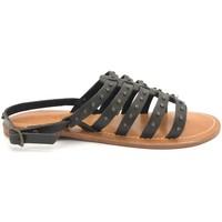 Shoes Women Sandals Nice Shoes sandales noir Black
