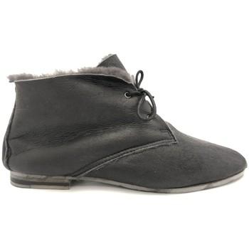 Shoes Women Mid boots Nice Shoes Boots Fourrées Noires Black