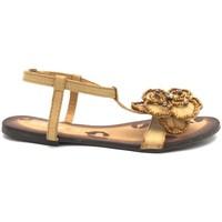 Shoes Women Sandals Nice Shoes Sandales Camel PS Ggiata Brown