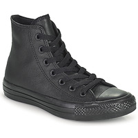 Shoes Hi top trainers Converse ALL STAR LEATHER HI Black