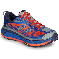 Shoes Men Running shoes Hoka one one MAFATE SPEED 2 Blue