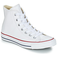 Shoes Hi top trainers Converse ALL STAR LEATHER HI White