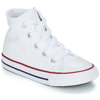 Shoes Children Hi top trainers Converse ALL STAR HI Optical White