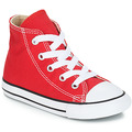 Shoes Children Hi top trainers Converse ALL STAR HI Red
