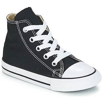Shoes Children Hi top trainers Converse ALL STAR HI Black