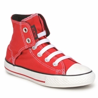 Shoes Children Hi top trainers Converse ALL STAR EASY SLIP HI Red