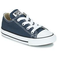 Shoes Children Low top trainers Converse ALL STAR OX Marine