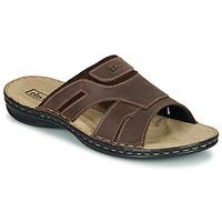 Shoes Men Mules TBS BELTONN Brown