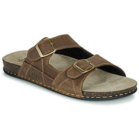 Shoes Men Mules TBS STEPPES Brown