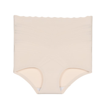 Underwear Women Control knickers / Panties DIM BEAUTY LIFT CULOTTE Beige