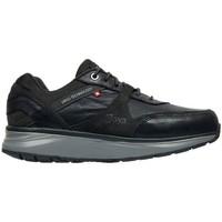 Shoes Men Low top trainers Joya TONY II BLACK