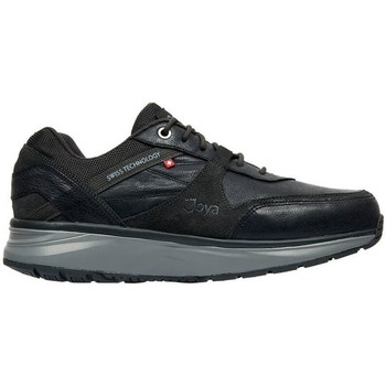 Shoes Men Low top trainers Joya TONY II BLACK
